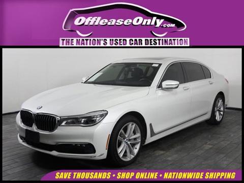 2016 BMW 7 Series for sale in Miami, FL