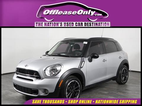 2016 MINI Countryman for sale in Miami, FL