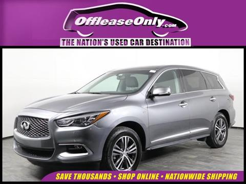 2016 Infiniti QX60 for sale in Miami, FL