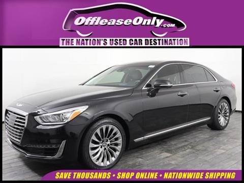 2018 Genesis G90 for sale in Miami, FL