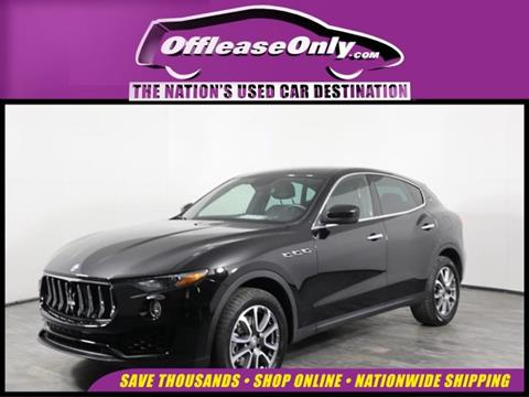 2018 Maserati Levante for sale in Miami, FL