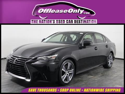2016 Lexus GS 350 for sale in Miami, FL