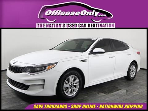 2018 Kia Optima for sale in Miami, FL