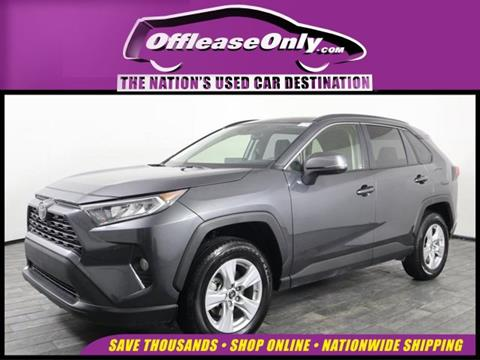 2019 Toyota RAV4 for sale in Miami, FL