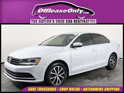 2017 Volkswagen Jetta for sale in Miami, FL
