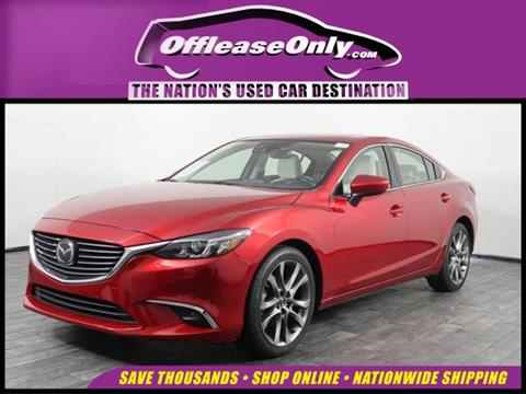 2016 Mazda MAZDA6 for sale in Miami, FL