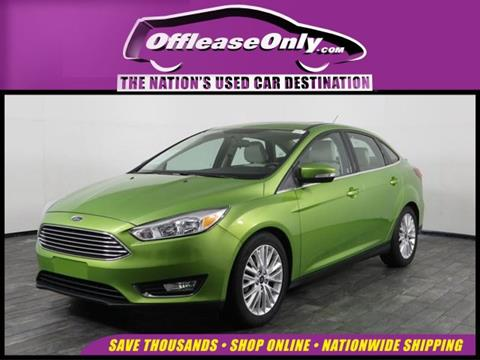 2018 Ford Focus for sale in Miami, FL