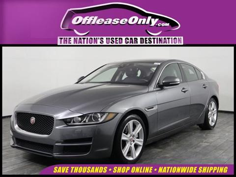 2017 Jaguar XE for sale in Miami, FL