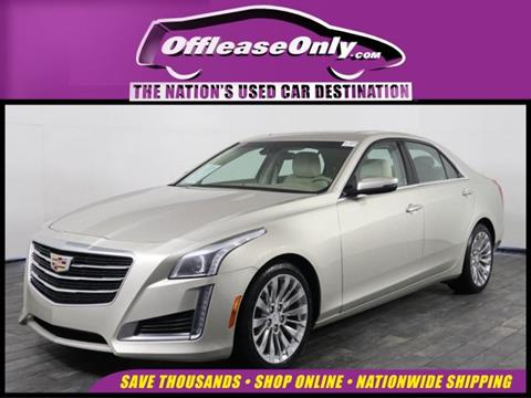 2016 Cadillac CTS for sale in Miami, FL