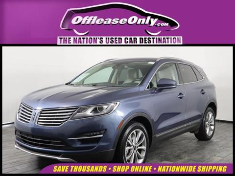 2018 Lincoln MKC for sale in Miami, FL