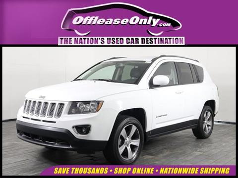 2016 Jeep Compass for sale in Miami, FL