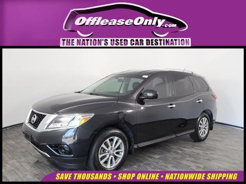 2016 Nissan Pathfinder for sale in Miami, FL