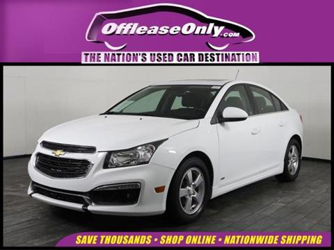 2016 Chevrolet Cruze Limited for sale in Miami, FL