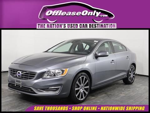 2017 Volvo S60 for sale in Miami, FL