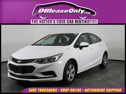 2018 Chevrolet Cruze for sale in Miami, FL