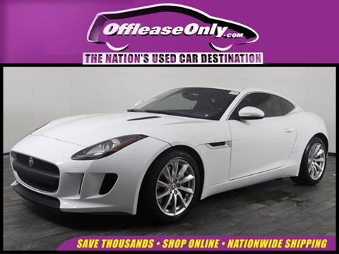 2017 Jaguar F-TYPE for sale in Miami, FL