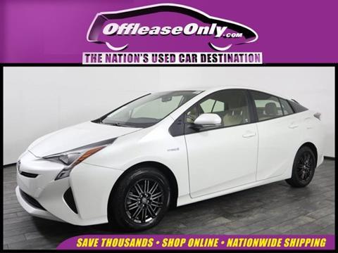 2016 Toyota Prius for sale in Miami, FL