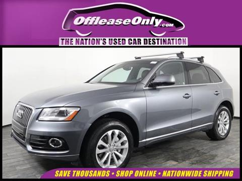 2016 Audi Q5 for sale in Miami, FL
