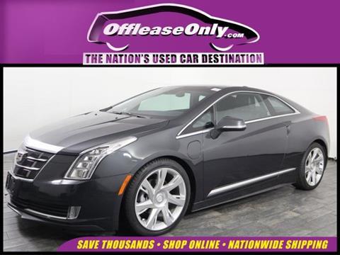 2016 Cadillac ELR for sale in Miami, FL