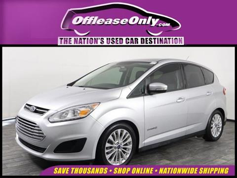 2017 Ford C-MAX Hybrid for sale in Miami, FL
