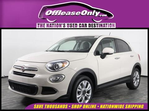 2016 FIAT 500X for sale in Miami, FL