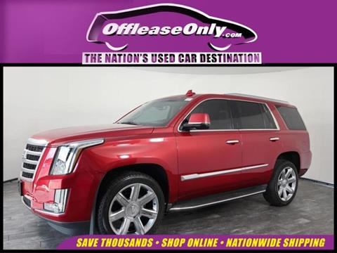 2015 Cadillac Escalade for sale in Miami, FL