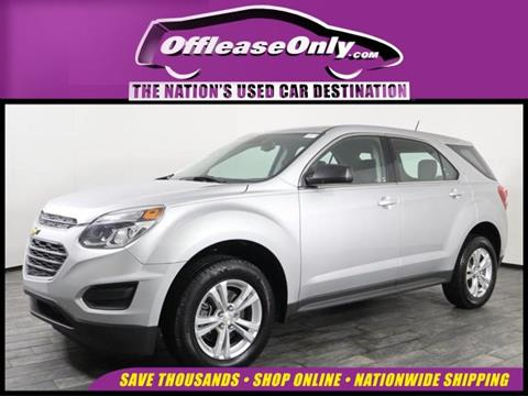 2017 Chevrolet Equinox for sale in Miami, FL