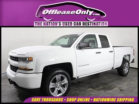 2016 Chevrolet Silverado 1500 for sale in Miami, FL