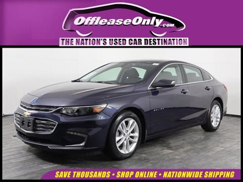 2016 Chevrolet Malibu for sale in Miami, FL