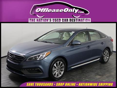2017 Hyundai Sonata for sale in Miami, FL