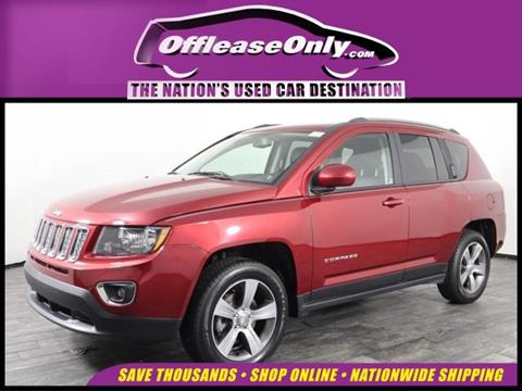 2017 Jeep Compass for sale in Miami, FL