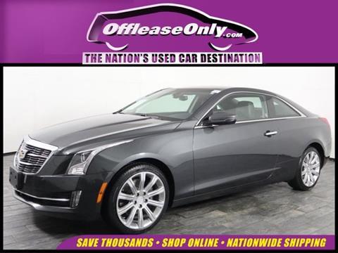 2016 Cadillac ATS for sale in Miami, FL