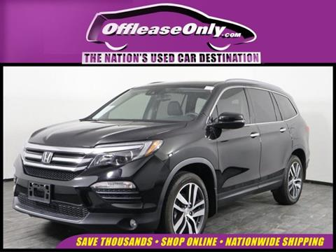 2017 Honda Pilot for sale in Miami, FL
