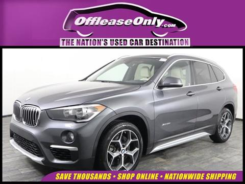2016 BMW X1 for sale in Miami, FL