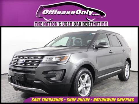2017 Ford Explorer for sale in Miami, FL