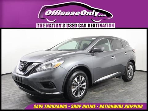 2016 Nissan Murano for sale in Miami, FL