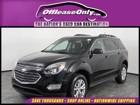 2016 Chevrolet Equinox for sale in Miami, FL
