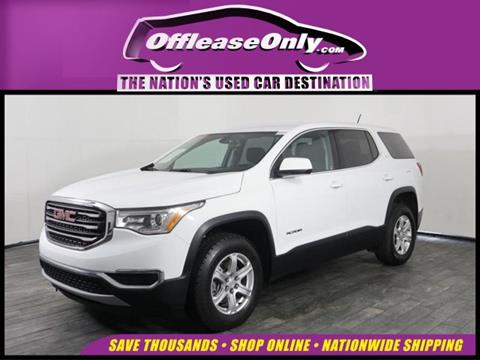 2017 GMC Acadia for sale in Miami, FL