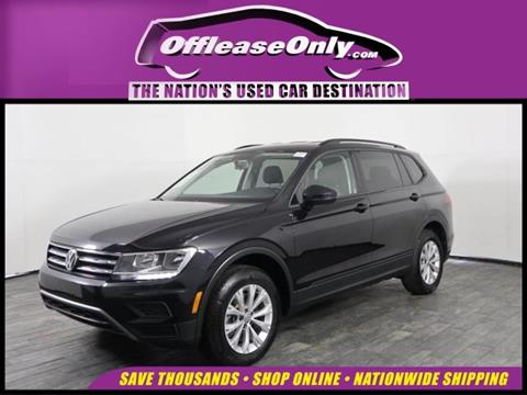 2018 Volkswagen Tiguan for sale in Miami, FL