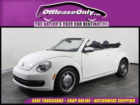 2016 Volkswagen Beetle for sale in Miami, FL