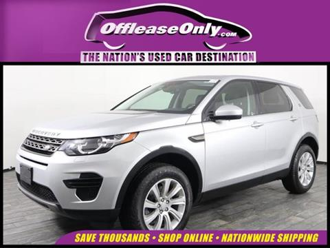 2016 Land Rover Discovery Sport for sale in Miami, FL