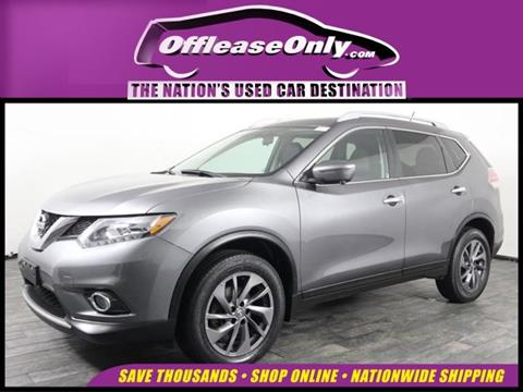 2016 Nissan Rogue for sale in Miami, FL