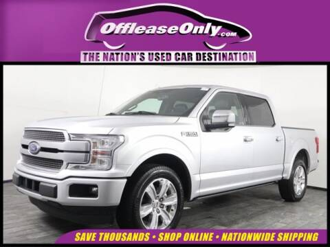 2019 Ford F-150 for sale at OffLeaseOnly.com The Nation's Used Car Destination in Miami FL
