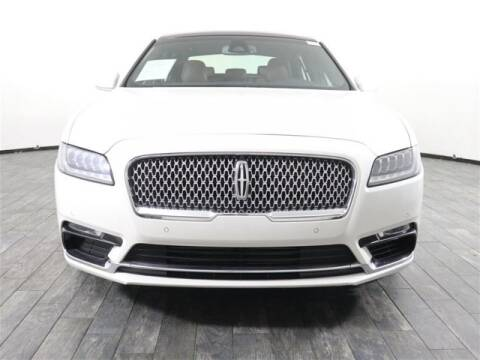 2017 Lincoln Continental Reserve for sale at OffLeaseOnly.com The Nation's Used Car Destination in Miami FL
