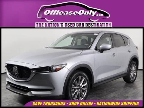 2019 Mazda CX-5 Grand Touring for sale at OffLeaseOnly.com The Nation's Used Car Destination in Miami FL