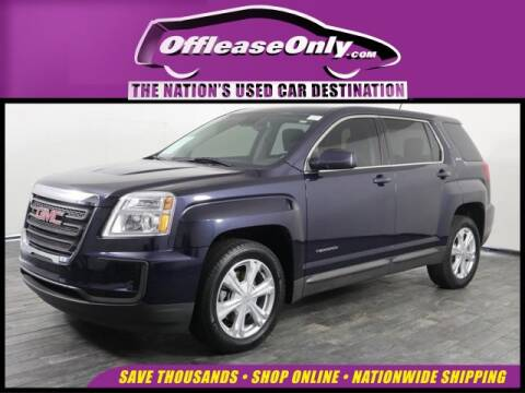 2017 GMC Terrain SLE-1 for sale at OffLeaseOnly.com The Nation's Used Car Destination in Miami FL