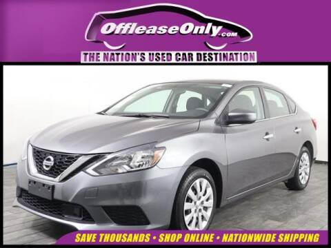 2018 Nissan Sentra for sale at OffLeaseOnly.com The Nation's Used Car Destination in Miami FL