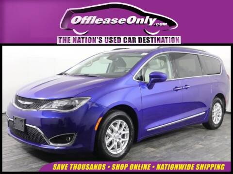 2020 Chrysler Pacifica for sale at OffLeaseOnly.com The Nation's Used Car Destination in Miami FL
