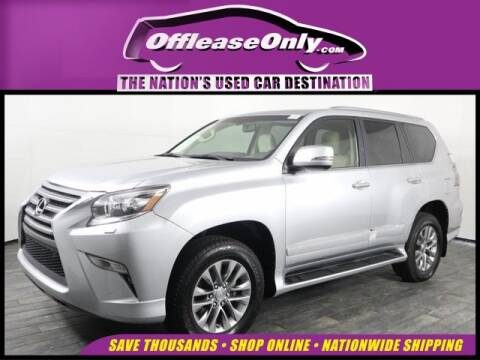 2016 Lexus GX 460 Luxury for sale at OffLeaseOnly.com The Nation's Used Car Destination in Miami FL