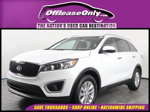 2017 Kia Sorento for sale at OffLeaseOnly.com The Nation's Used Car Destination in Miami FL